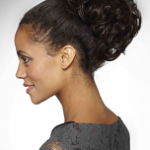 Curly Palm Clip-in Ponytail by Hot Hair