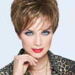 Judith Wig by Joan Collins