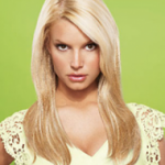 Jessica Simpson 22 inch Clip Straight Extensions