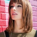 Modern Fringe by Hairdo